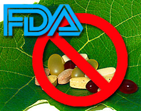 RED ALERT: FDA Set to Ban Your Supplements