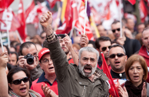 Fighting Austerity: Spanish Unions Call for General Strike