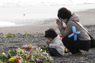 Japan marks twin disaster anniversary