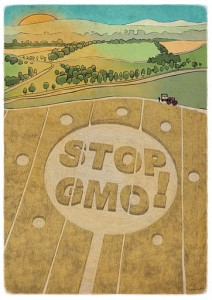 11 Steps for GMO Eradication:
