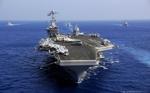 Jeffrey Goldberg: Iran Will Not Target U.S. Warships If Attacked