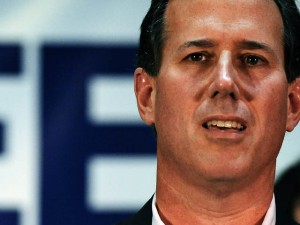 Santorum: Might As Well Have Obama Over Romney