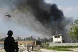Blasts Rock Afghanistan, NATO in Taliban 'Spring Offensive'