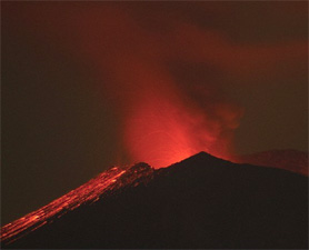 Ready to Blow? Mexico Volcano Rumbles