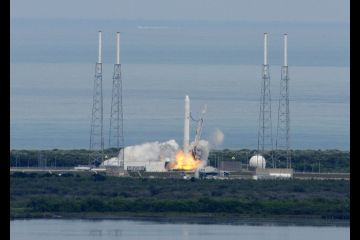 Space X launch to International Space Station delayed