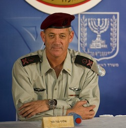 Israeli Military Chief: Iran Won�t Develop Nuclear Weapons
