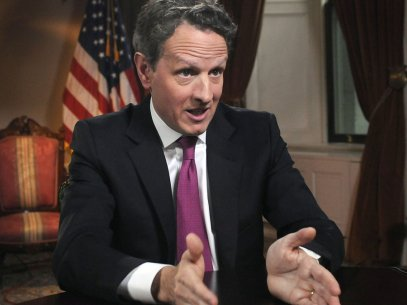 GEITHNER'S FULL OF CRAP