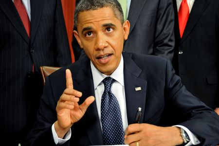 Obama Opposes CISPA, But Will Sign It Anyway