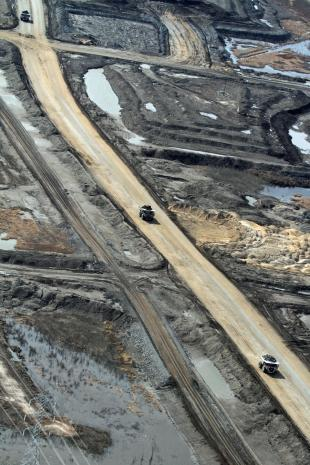 The Scope Of The Alberta Oil Sands Must Be Seen To Be Believed
