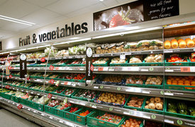 UK Supermarket Chain to Boycott Israeli Produce from Settlements