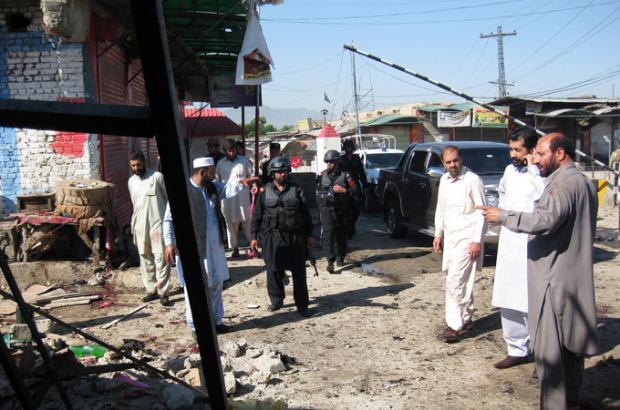 Deadly blast hits northwestern Pakistan