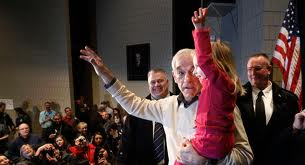 Ron Paul talks about liberty, freedom with UC Davis crowd