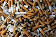 Dangerous glass fibers in cigarettes worsen lung damage for smokers 
