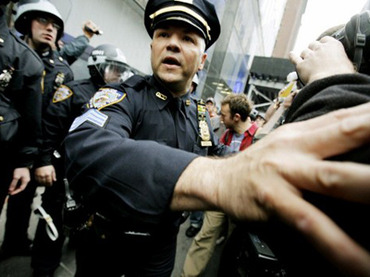 "Federal court to consider legality of NYPD's ""stop and frisk"""