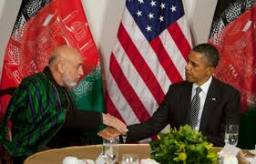 We expect western assistance and support in future - Karzai