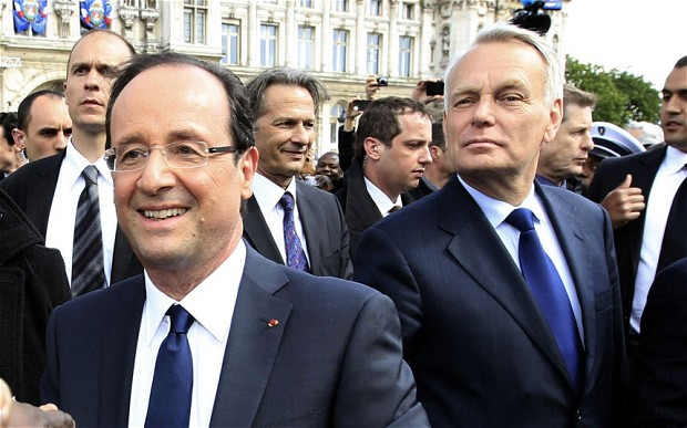 Hollande to unveil cabinet after gender-equal pledge