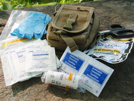 Survival Skills: Build Your Own Gunshot Medical Kit