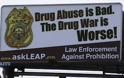 Ron Paul, Rupert Murdoch and Barney Frank All Know the War on Drugs is a Failure