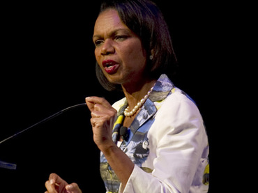 Romney�s neocon dream team: Condoleezza Rice for VP?