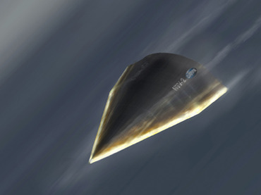 Pentagon's X-plane: any target on Earth in an hour by 2016