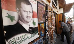 Report: Assad Disappears from Damascus