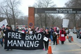 Manning Defense Calls for Dismissal of Charges over Cruel and Unusual Punishment in Detention