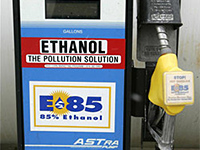 Drought Sparks Battle Over Ethanol Quotas