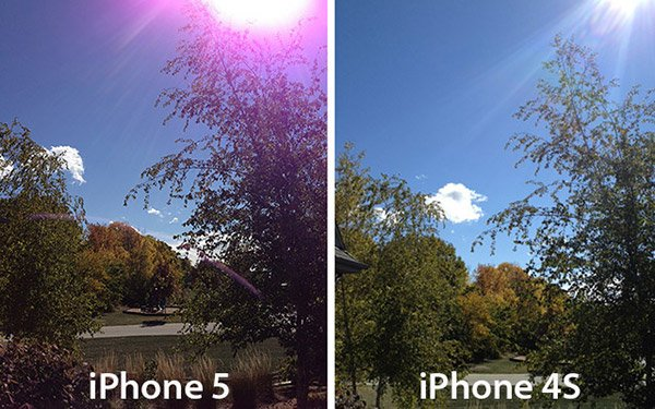 Apple Acknowledges An iPhone 5 Camera Issue
