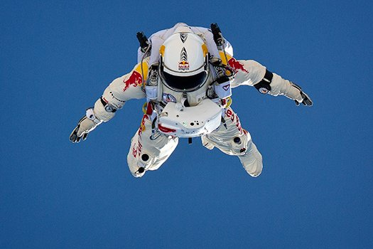 What Absolutely Cannot Go Wrong When Felix Baumgartner Attempts The Longest Free Fall In History