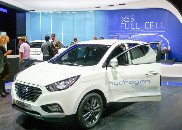 Hydrogen Cars: A Dream That Won't Die