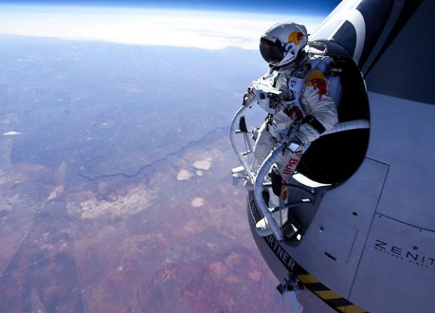 What We Can Learn From �Fearless� Felix�s Supersonic Skydive