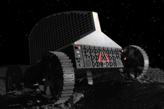 Meet Polaris, The First Ice-Drilling Lunar Prospector-Bot