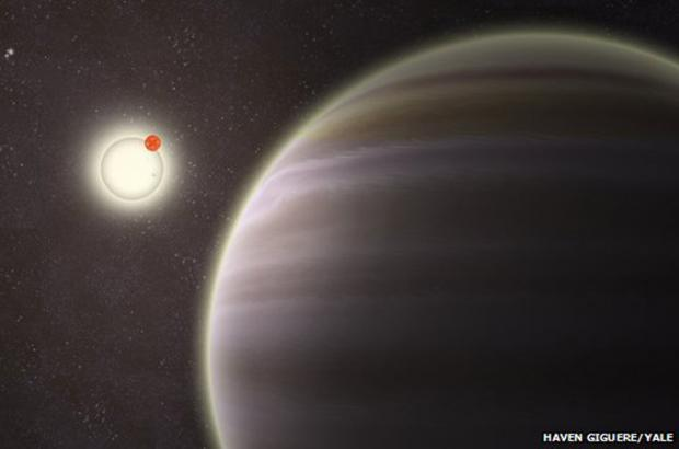 First-ever planet with four suns discovered