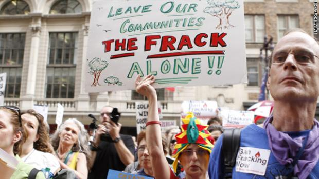 L.A. Fracking Study By and For Gas Industry, Not L.A.