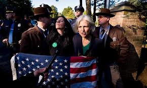 You have to listen to Dr. Jill Stein talk about being arrested outside the debate this week.
