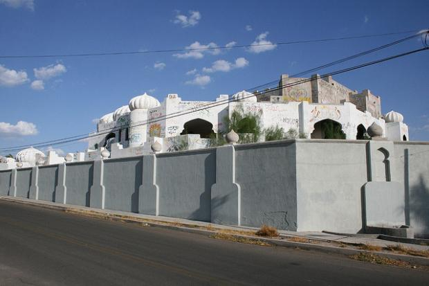 Narquitectura: Inside the Fortified Palaces of Mexico�s Drug Lords