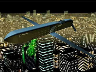 Boeing Now Has A Missile That Destroys Only Electronics And Leaves All Else Intact