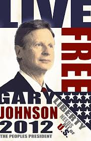 Gary Johnson�s closing pitch: �Waste your vote on me�