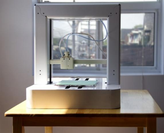 Kickstopped: Affordable 3D Printer Put on Hold