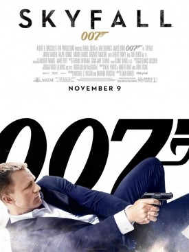 �Skyfall� Opens #1 In 25 Overseas Markets; Grosses $77.7M And Smashes UK Records