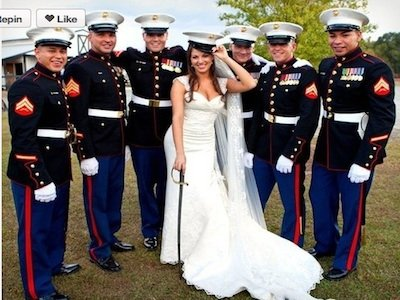 Getting Married Is The Single Worst Thing A Young Marine Can Do