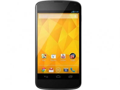 Google Announces Its New Superphone, The Nexus 4
