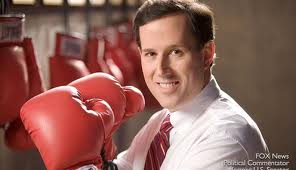 Santorum's war on teleprompters