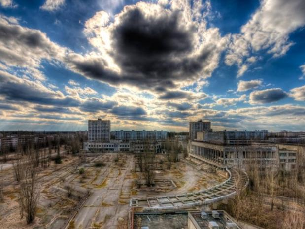 An Incredible Return To Ground Zero Of The Chernobyl Disaster