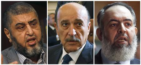 Top contenders fight to stay in Egypt election