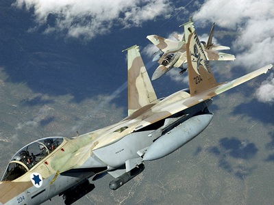 Israel Is Preparing For A Full Assault On Iran's Nuclear Facilities If Diplomacy Fails