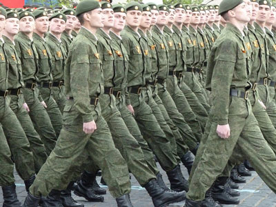 Russia Is Sending Troops To The US To Learn American Military Tactics