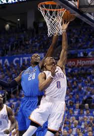 Durant's game-winner helps Thunder shake off Mavericks