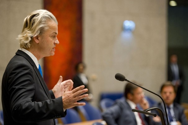Geert Wilders of the Netherlands reveals a resurgent far right in Europe