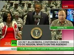 Alex Jones calls for Occupy Bilderberg